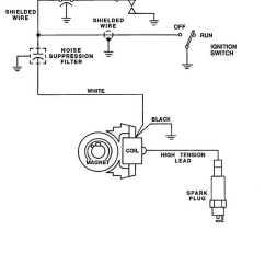 Vw Pertronix Wiring Diagram Lawn Boy 10685 Parts Figure 5-28. Breaker Point Ignition