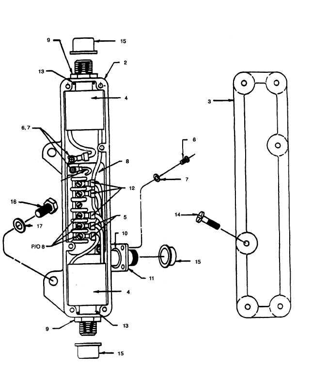 FIGURE 13. Breakerless Ignition Control Unit