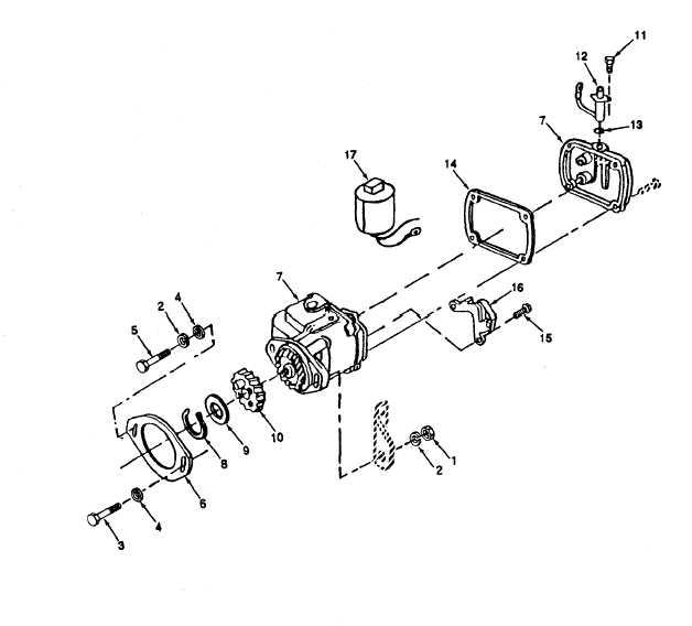 Figure 12. Magneto Assembly (Fairbanks Morse)