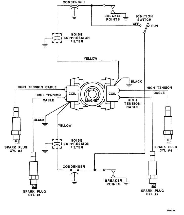 system wiring diagrams toyota furnace blower motor canadian tire figure 5 27 breaker point ignition diagram