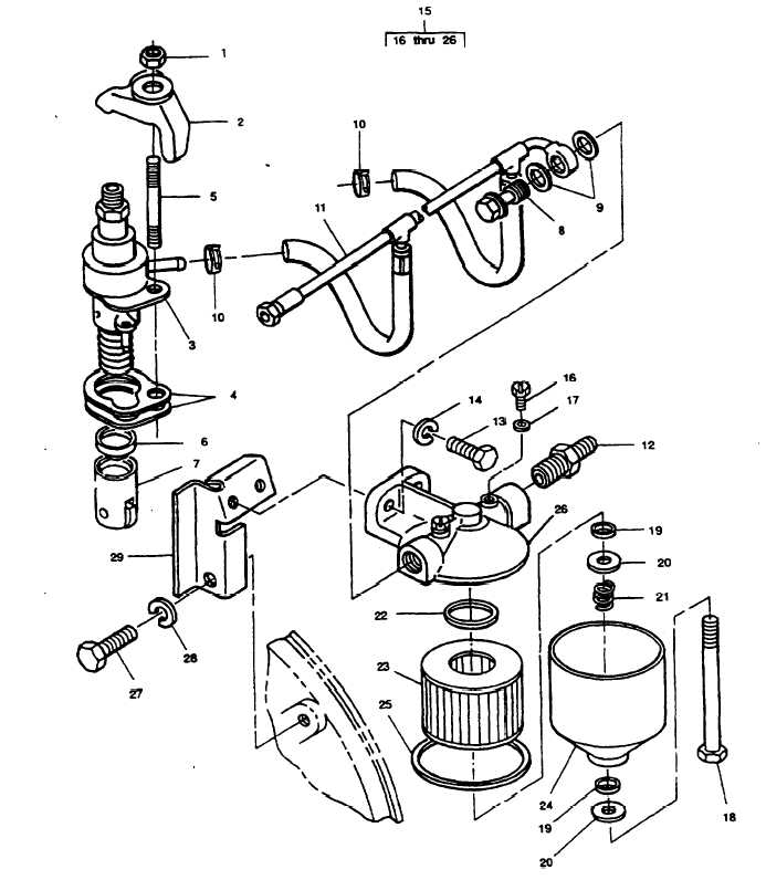 Figure 4. Fuel Pump and Lines