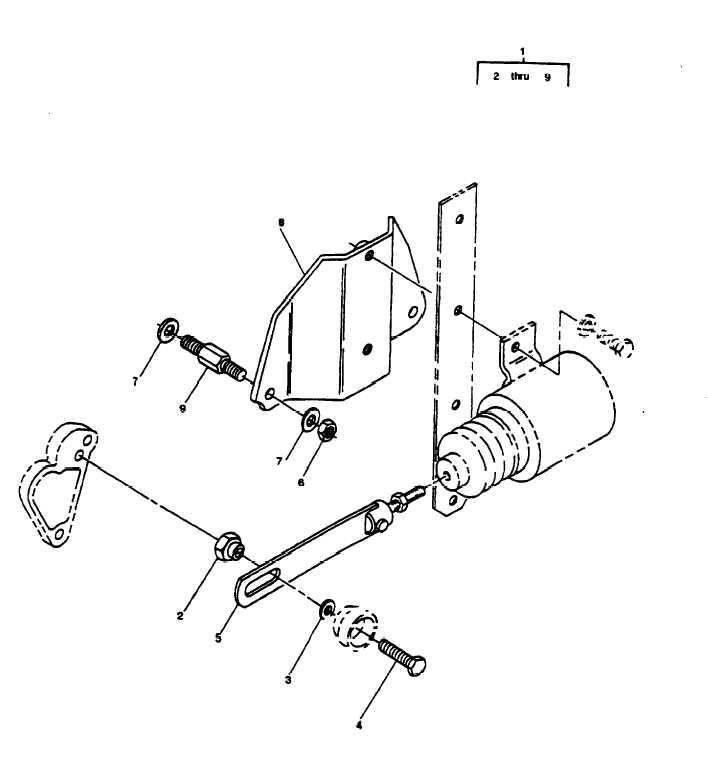 Figure 6. Fuel Solenoid installation