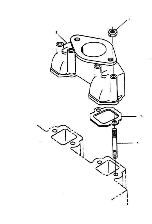 Figure 2. Exhaust Manifold