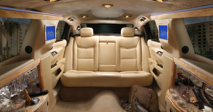 Cadillac Stretch Sedan Limousine