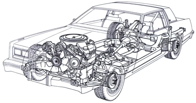 Suv Body Diagram, Suv, Free Engine Image For User Manual