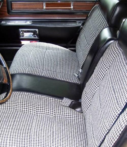1978 Cadillac Eldorado Interior Trim
