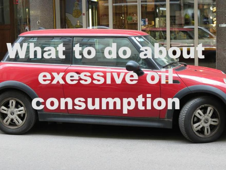 Excessive Oil Consumption Mini Cooper Bmw Audi %e2%89%a4 Auto