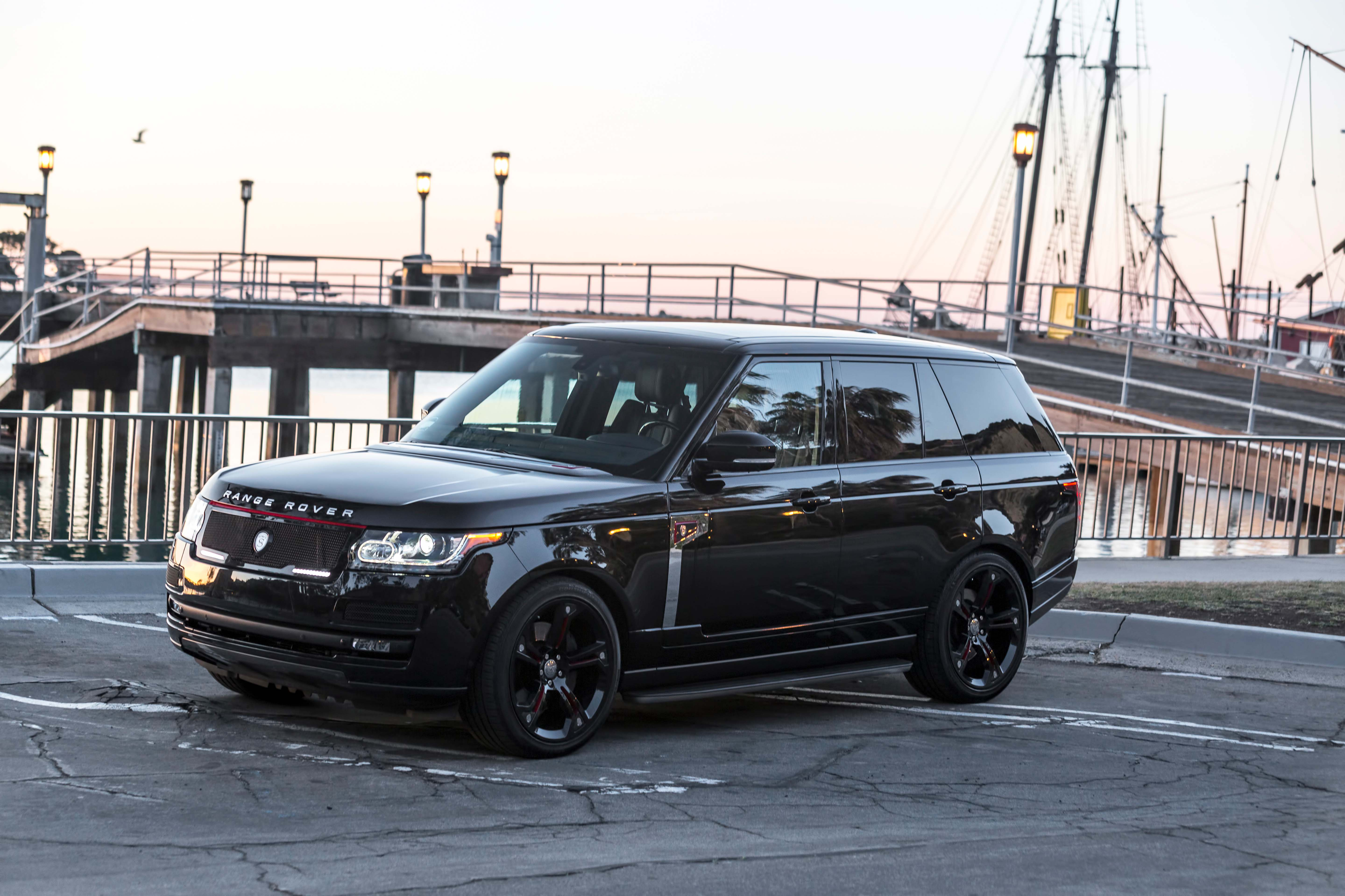 STRUT Introduces 2016 Grille Collections for Range Rover and Range