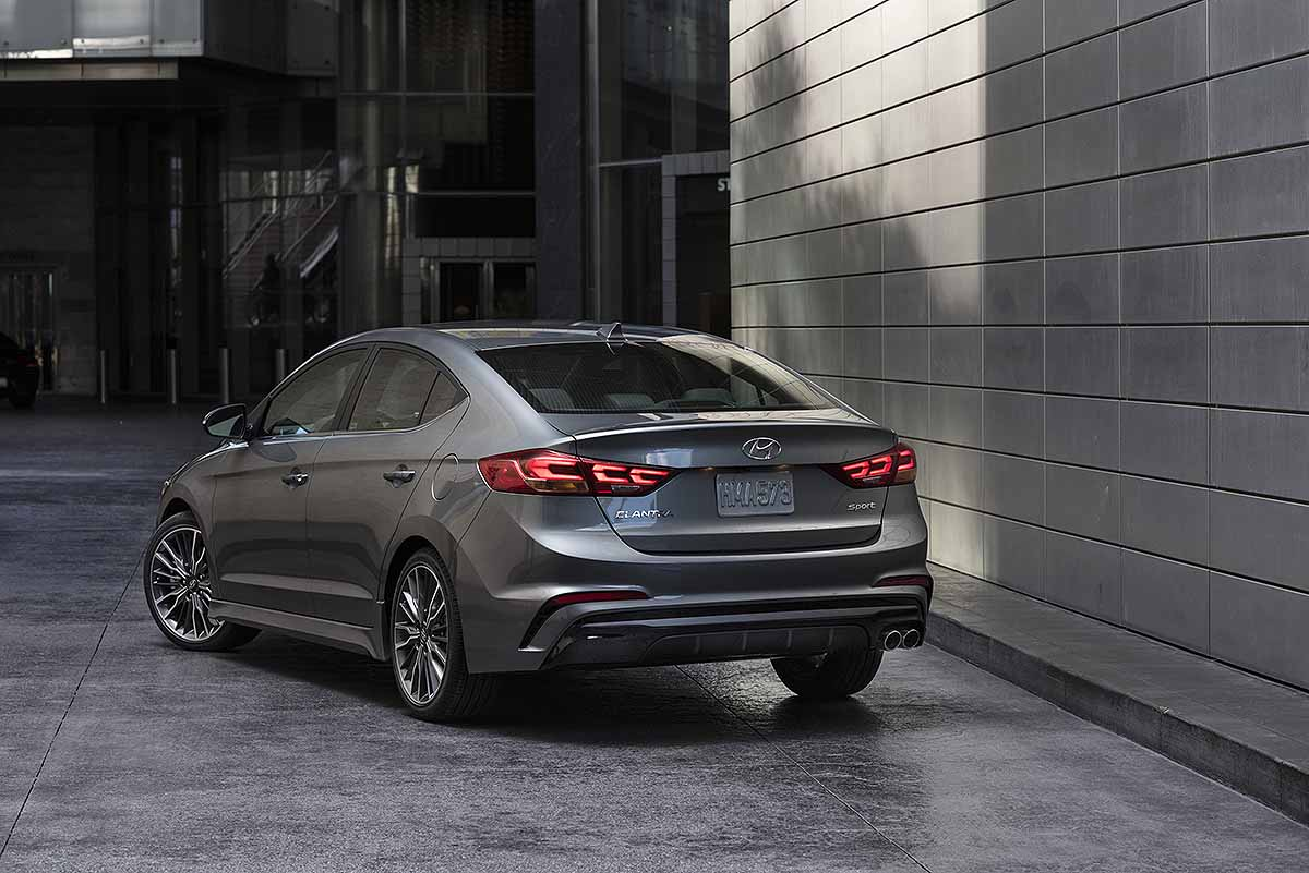 2017 Hyundai Elantra Sport Desert Heat AUTOMOTIVE RHYTHMS