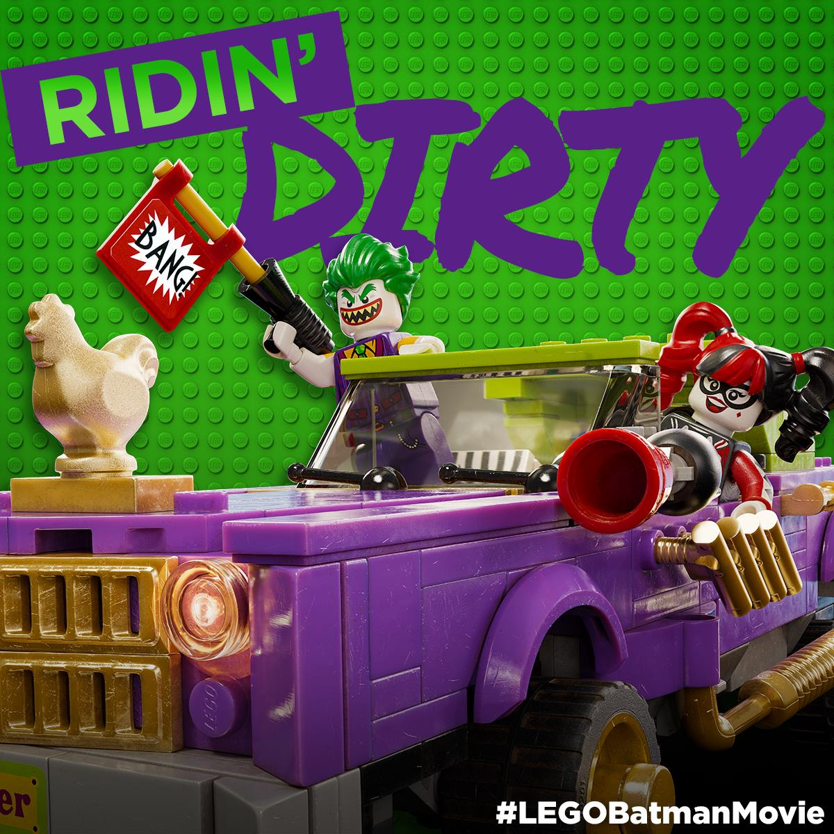 The LEGO Batman Movie Review Lets Get Nuts  AUTOMOTIVE