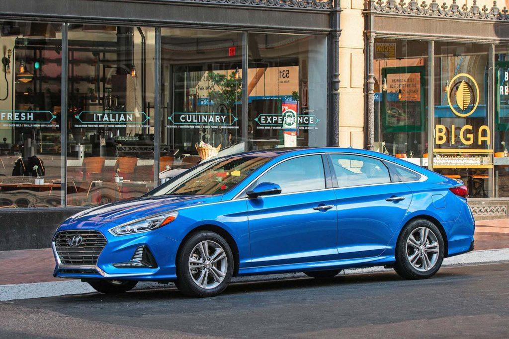 2018 Hyundai Sonata Brand Loyalty  Automotive Rhythms