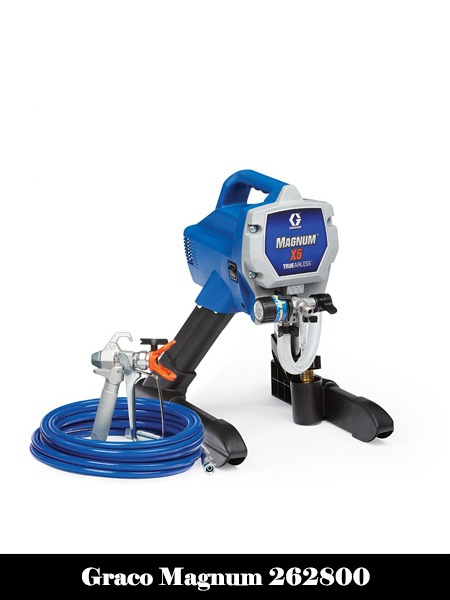 Graco Magnum 262800 X5 Stand Airless Paint Sprayer -Top 10 Best Airless Paint Sprayers Reviews
