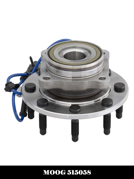 MOOG 515058 Wheel Bearing and Hub Assembly-Top 10 Best Wheel Bearing Hub Assembly Reviews
