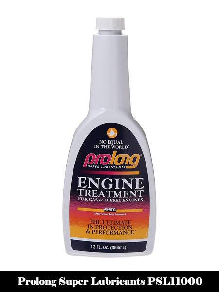 Prolong Super Lubricants PSL11000 Engine Treatment - 12 oz-Top 10 Best Engine Flushes for Cars Reviews