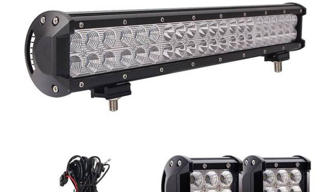 Top 10 Best LED Light Bars Reviews