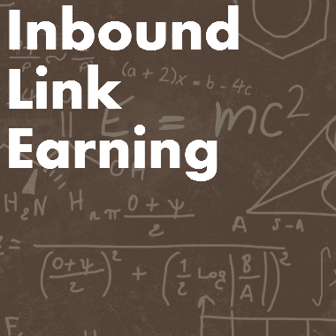 Inbound Link Earning