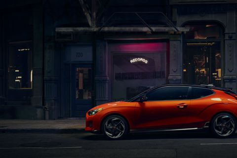 Making the Veloster Much Better