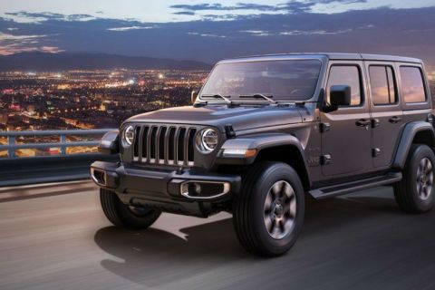 2019 Jeep Wrangler Get More from Your Wrangler