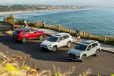 SUV Talk - Should Your Family Drive the Toyota RAV4