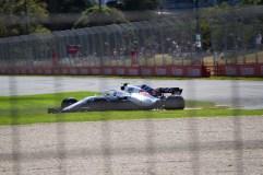 Sergey Sirotkin Australian Grand Prix 2018