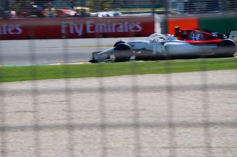 Charles Leclerc Australian Grand Prix 2018