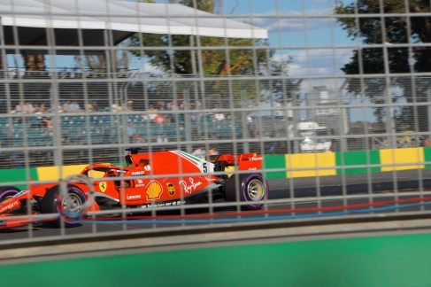 Australian Grand Prix 2018
