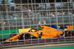 Stoffel Vandoorne Australian Grand Prix 2018