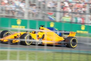 Alonso Australian Grand Prix 2018