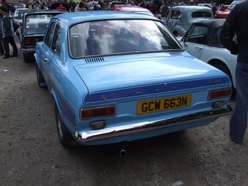 UK car museum