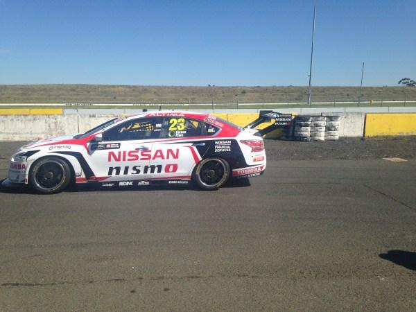Nissan V8 Supercar