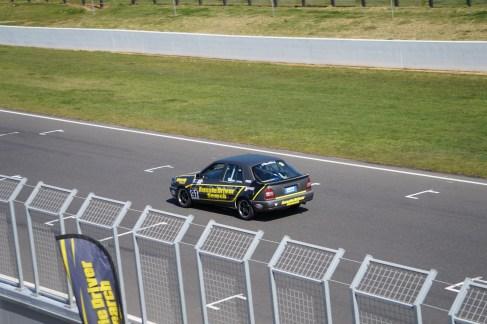 Nissan Pulsar Race Car