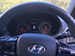 Hyundai i30N Instruments