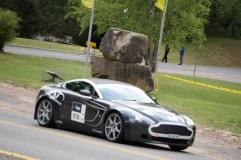 Aston Martin V8 Vantage Targa High Country 2018