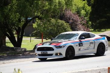 Ford Mustang Targa High Country 2018