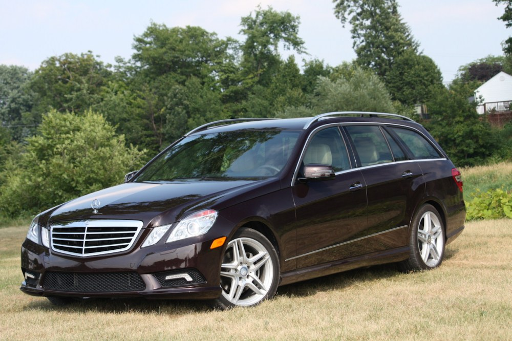 medium resolution of 2011 mercedes benz e350 4matic wagon