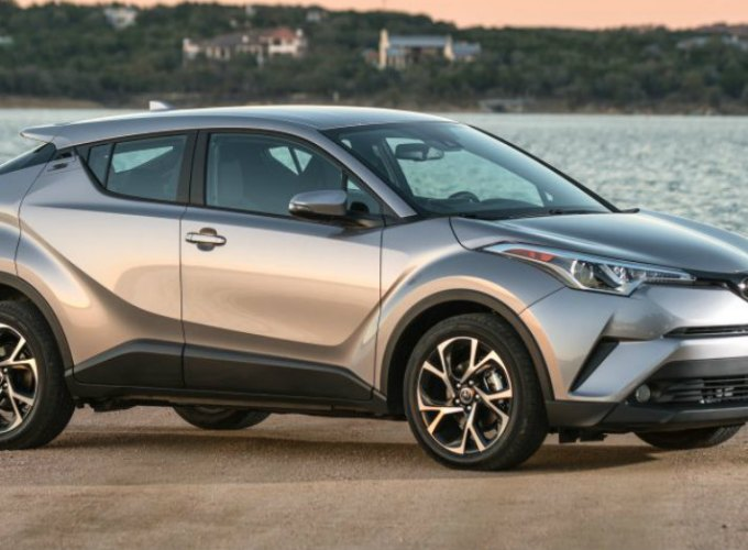 The Ride of the Toyota C-HR