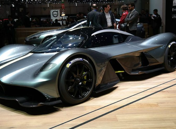 A Car Well Surely Admire The Aston Martin Valkyrie