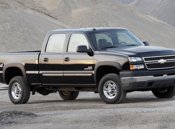 2006 Chevrolet Silverado HD