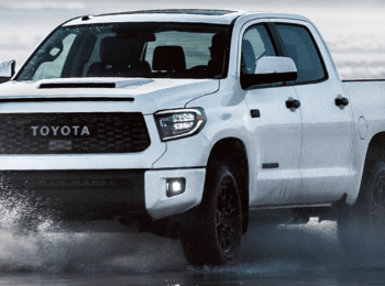 The Tundra and its Off-Road Updates