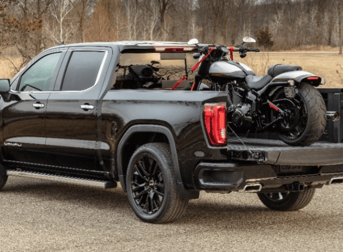 The GMC Sierra 1500 Brings You More
