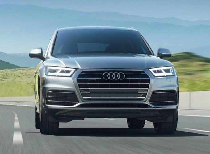 Excellence in the Audi Q5