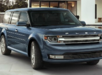 Ford Flex Breaks the Rules When it Comes to Style