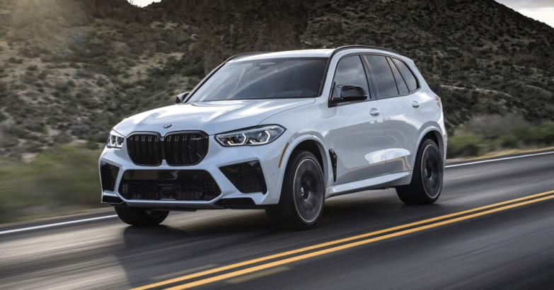 2020 BMW X5: Simply the Right Choice