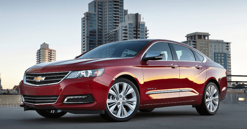 2020 Chevrolet Impala: Oblivious Quality and Comfort