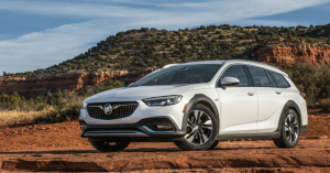 The Buick Regal TourX is Excellence Wherever You Drive
