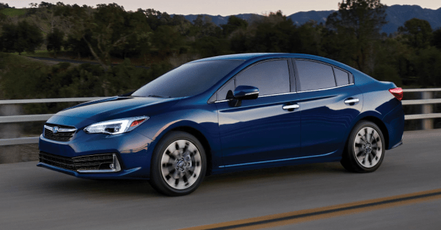 Affordable Driving Excellence in the Subaru Impreza