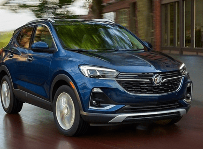The Buick Encore Offers Excellent Upgrades