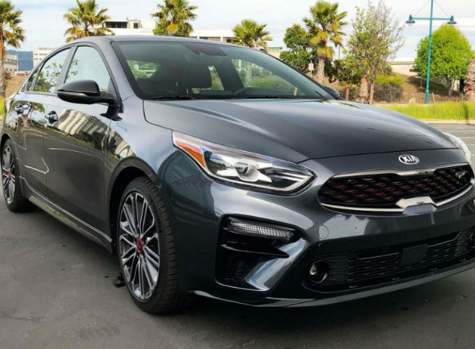 2020 Kia Forte is the Upgraded Car You Want to Drive