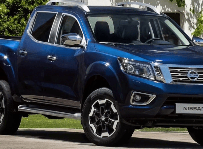 Nissan Power and Affordability in the Frontier