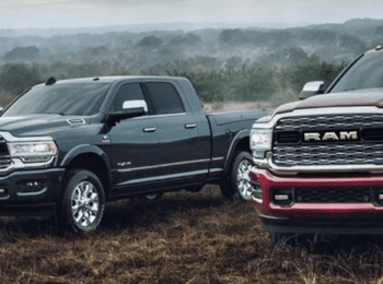 2021 Ram 2500: A Mega Truck for the Big Jobs